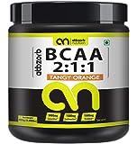 Abbzorb Nutrition BCAA 2:1:1 (Tangy Orange) (400 G)
