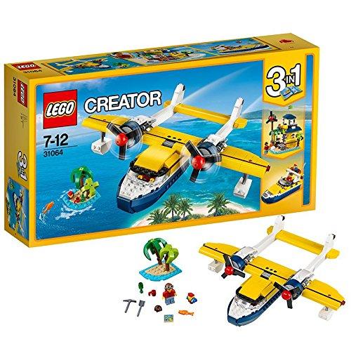 Preisvergleich Produktbild Lego 31064 Creator Wasserflugzeug-Abenteuer, Cooles Spielzeug für Kinder