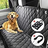 Picture Of X-Large Dog Seat Cover-Heavy Duty & Waterproof, Machine Washable, with A Safety Seat Belt and Carry Bag,Dog Hammock(152 x 142 cm )