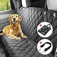 Idea Regalo - Accessori Cane Auto, Winipet Amaca Coprisedile Impermeabile Protezione 152x147cm