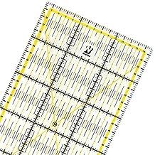 WINTEX regla universal 15 cm x 60 cm, transparente - base para corte, regla