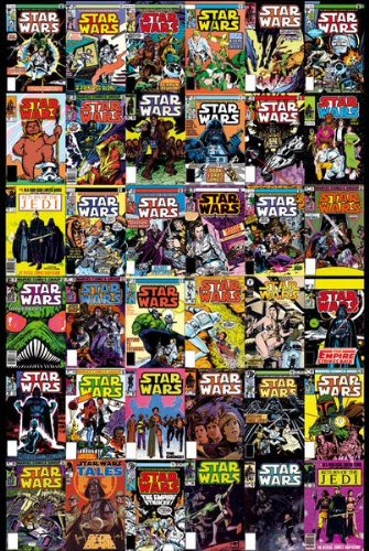 gb-eye-61-x-915-cm-star-wars-comic-covers-maxi-poster-assorted