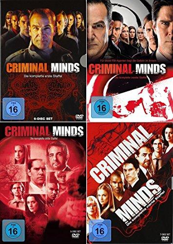 Staffeln 1-4 (24 DVDs)