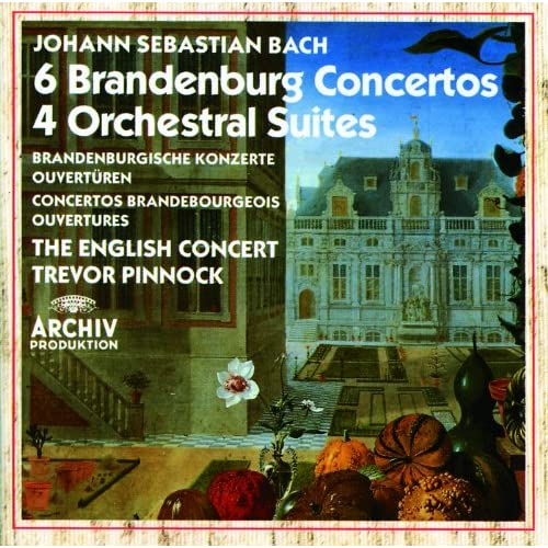 J.S. Bach: Brandenburg Concerto No.2 In F, BWV 1047 - 1. (without tempo indication)