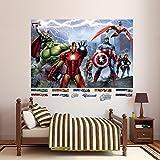 Fathead Avengers Assemble Mural Real Big...
