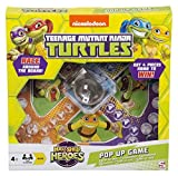 Teenage Mutant Ninja Turtles Pop Up Game Frustration Family Board Game TMNT by TMNT