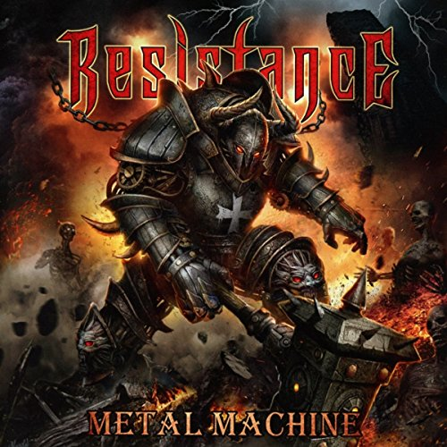 Resistance: Metal Machine (Audio CD)