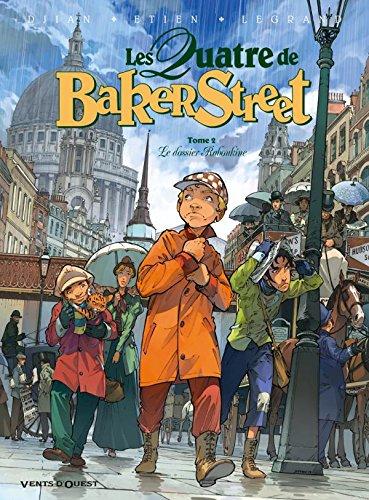 Les Quatre de Baker Street - Tome 02: Le Dossier Raboukine