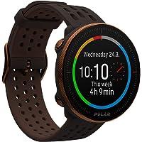 Polar Unisex - Adult Vantage M2 Multisport Watch, Copper/Brown, S-L