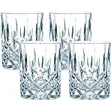 Spiegelau & Nachtmann whiskyglazen, 4-delige set, Noblesse, 89207, Transparant, 1 Stuk