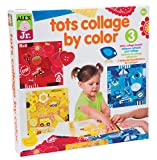 Best ALEX Toys Toddlers Toys - Alex Toys Jr. Tots Collage By Colour Art Review