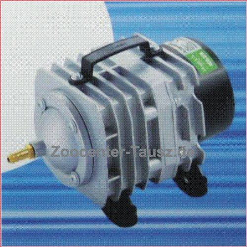 HAILEA ACO-300A Kolben Kompressor Durchlüfter Teichbelüfter 240W 14400L/h