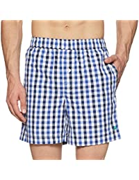 United Colors of Benetton Men's Cotton Boxer (Colors May Vary)