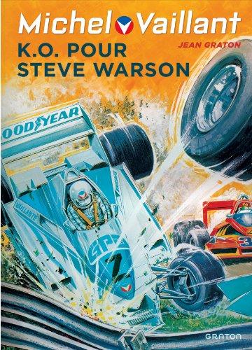 Michel Vaillant - tome 34 - Michel Vaillant (rééd. Dupuis) - 34 K.O. pour Steve Warson