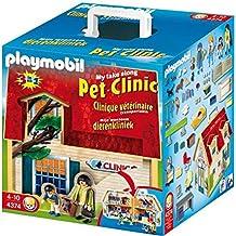 Playmobil - Veterinaria Clínica Maletín (4374)