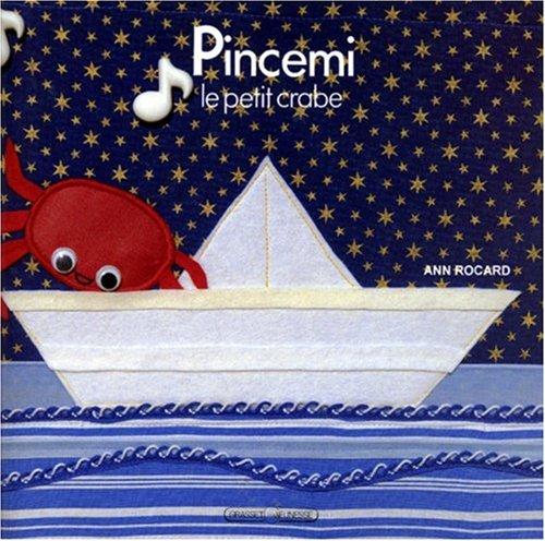 Pincemi, le petit crabe