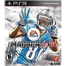 Madden NFL 13 - Import