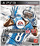 Cheapest Madden NFL 13 on PlayStation 3