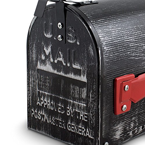 US Mailbox Amerikanischer Briefkasten Standbriefkasten Wandbriefkasten Letterbox Retrolook - 4