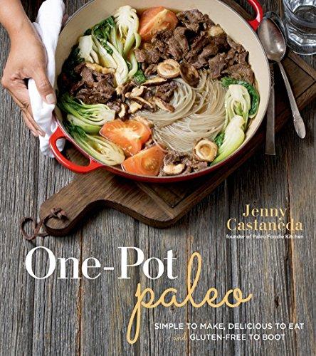 One-Pot Paleo Cover Image