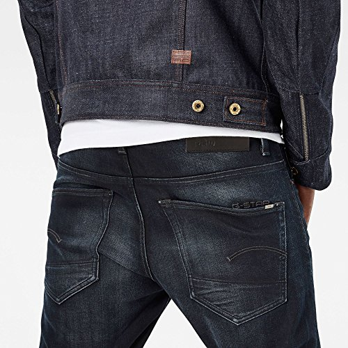 G-STAR RAW Herren Jeans Schwarz (dark aged)