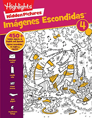 Hidden Pictures: Imágenes Escondidas 4 (Highlights)