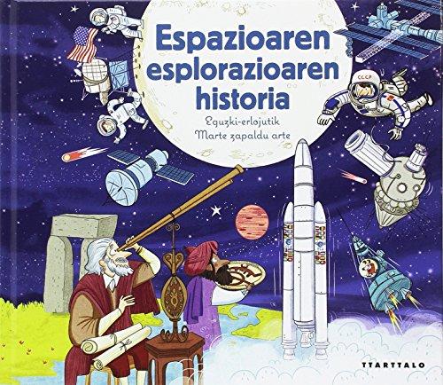 Espazioaren esplorazioaren historia (Izadi) por Stephanie Lesu