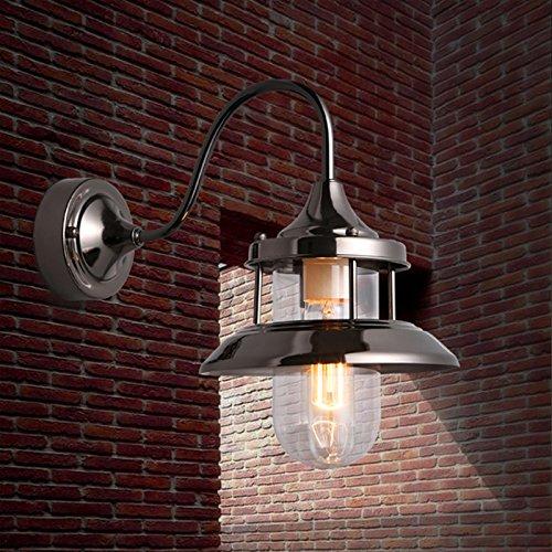 Liyan minimalista lámpara pared Aplique E26/E27plancha