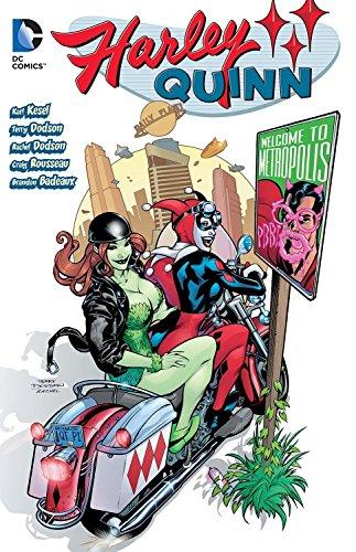 Harley Quinn: Welcome to Metropolis por Karl Kesel