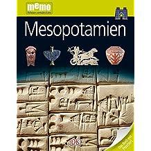 memo Wissen entdecken. Mesopotamien: Das Buch mit Poster!