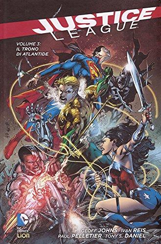 Justice league: 3