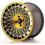 Japan Racing Jr14 Blackgold Finish 9x16 ET12 4x100 Llantas de aleación