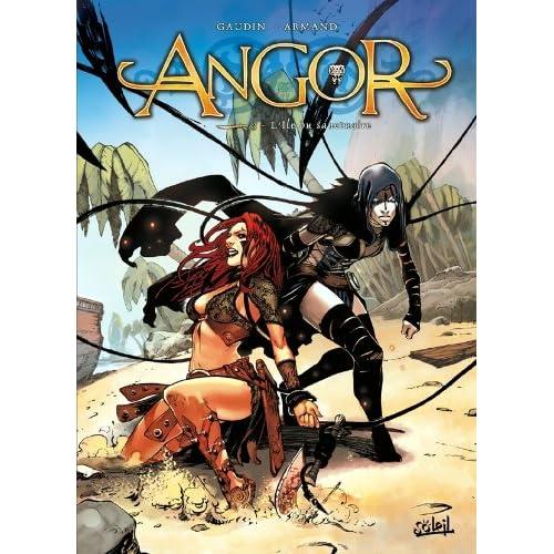 Angor T03: L'ile du sanctuaire