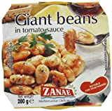 Zanae Butter Bean Salad 280 g (Pack of 4)