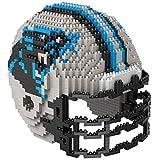 Carolina Panthers NFL Football Team 3D BRXLZ Helm Helmet Puzzle