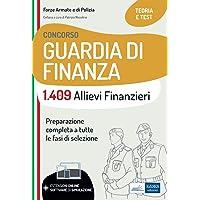 Concorso Guardia di Finanza 1409 Allievi Finanzieri: Preparazione completa a tutte le fasi di selezione