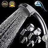 Shower Head Handheld Shower Head Shower Head with Hose High Pressure 7 Spray