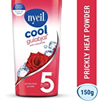 Nycil Cool Gulabjal Powder, 150g