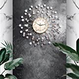 XP-wall clock Europäische kreative Wanduhr nordischen minimalistischen mediterranen pastoralen stillen Uhren Wohnzimmer Eingang Restaurant Wanddekorationen