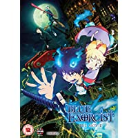 Blue Exorcist The Movie Dvd