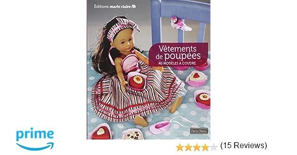 7c5ce70fcd975 Amazon.fr - Vêtements de poupées - Stéphanie Lintz