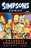 Simpsons Comics - Colossal Compendium Vol. 2
