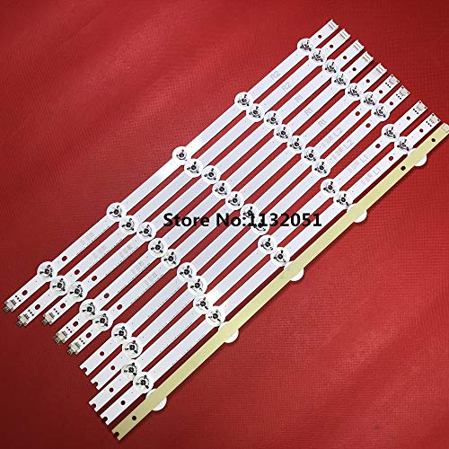 DIPU WULIAN 956mm LED Backlight Lamp strip 10leds For LG 47