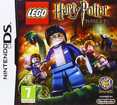 LEGO Harry Potter: 5-7 Years (Nintendo DS) by Warner Bros. Interactive Entertainment