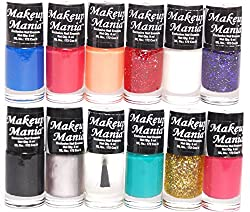 Makeup Mania Nail Polish Set of 12 Pcs (Multicolor Set  90)