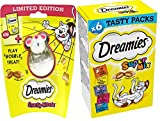 Whiskas - Dreamies Supermix And Dreamies Snacky...