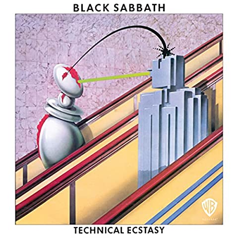 Technical Ecstasy [White Vinyl [Import allemand]