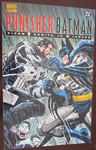 Punisher Batman Deadly Knights