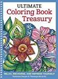 Ultimate Coloring Book Treasury: Relax, Recharge, and Refresh Review and Comparison