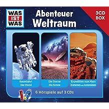 Was Ist Was 3-CD Hörspielbox Vol.6 – Abenteuer Weltraum